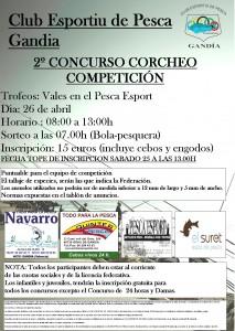 CORCHEO COMPETICION web