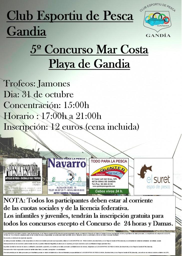 Publicación MAR COSTA WEB