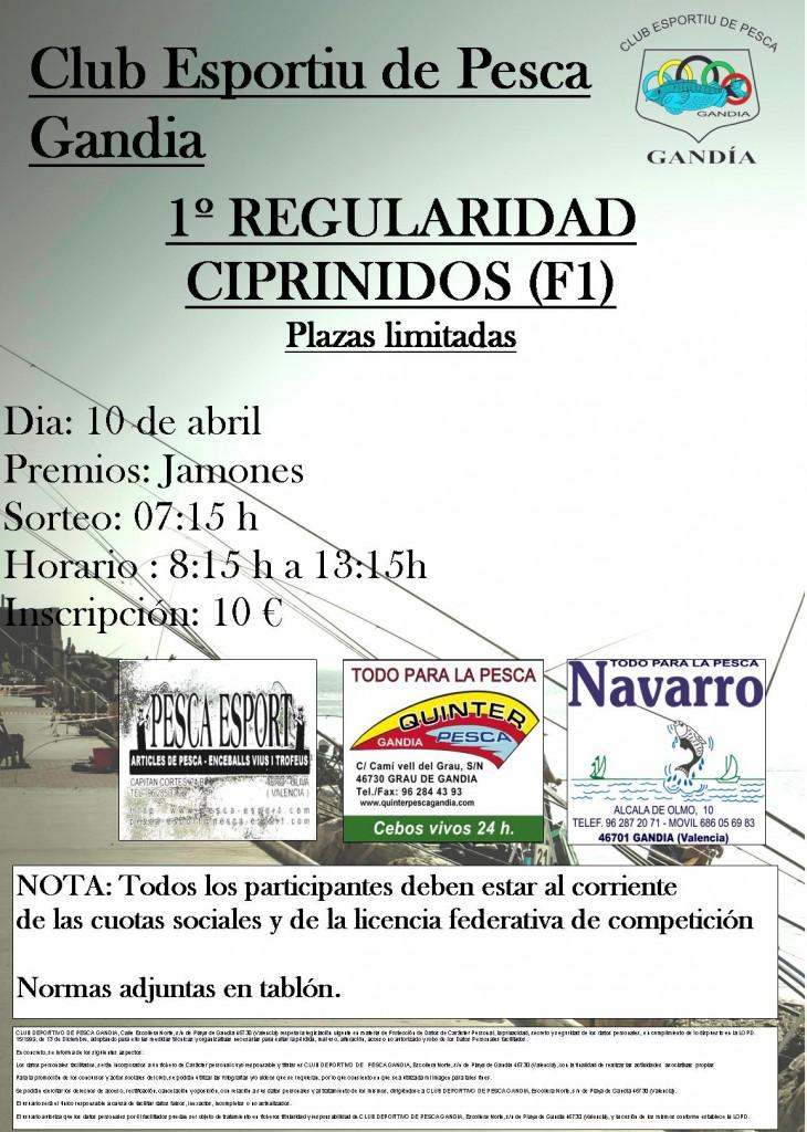 1º CIPRINIDOS WEB