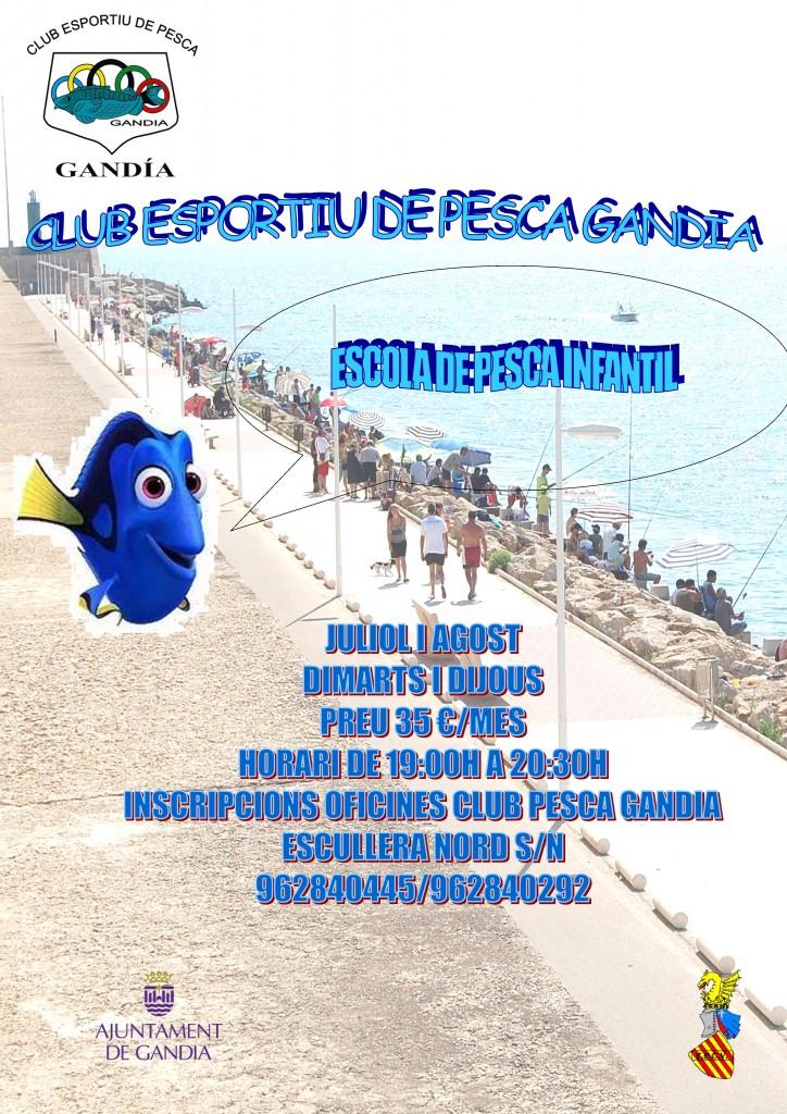 ESCUELA PESCA