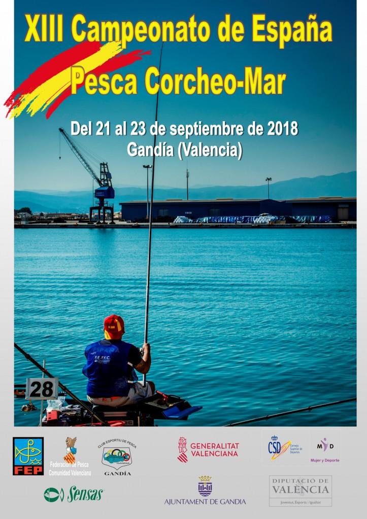CAMPEONATO DE ESPAÑA CORCHEO MAR2